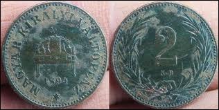Dans les années 1910, quelle fut la monnaie utilisée en Autriche-Hongrie ?
