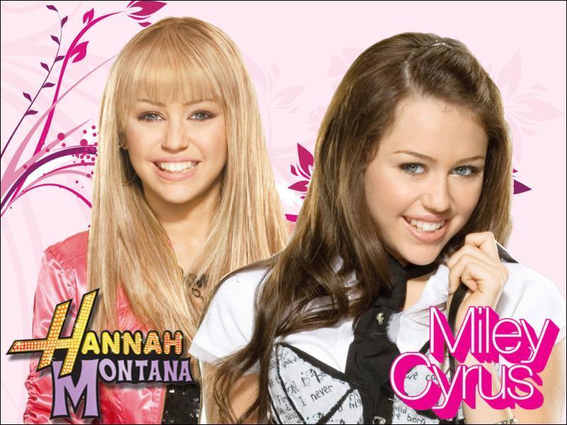Qui est en fait Hannah Montana ?
