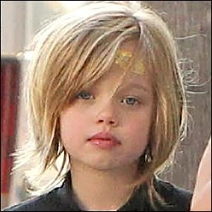 Où est née, en 2006, la première née du couple Pitt-Jolie, la petite blondinette Shiloh-Nouvel ?