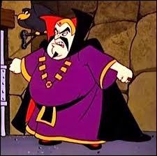 Qui est ce personnage, ennemi des schtroumpfs et oncle de Gargamel ?