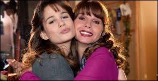 Elle et Victoria Abril ont une relation :
