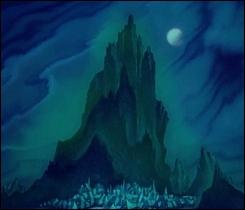 Où se passe  Une nuit sur le mont chauve  composé par Modest Moussorgsky ?