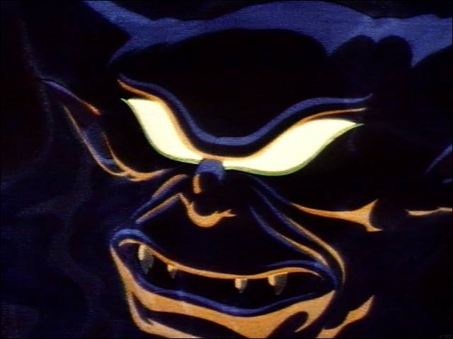 Qui est le personnage principal/méchant de  Une nuit sur le mont chauve  ?
