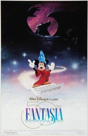 Fantasia : La souris magicienne et l'Infernal