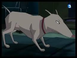 Comment s'appelle le chien d'Odd ?
