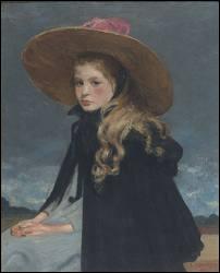 Quel peintre décédé à l'âge de 27 ans excella dans les portraits de femmes et d'enfants ?