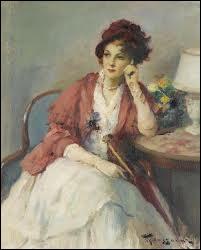 Quel peintre auteur de portraits mondains pleins d'élégance a été surnommé le Renoir belge ?