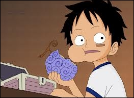 Quel est le fruit du démon de Luffy ?