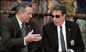 Ici il est avec Robert de Niro, c'est dans ?