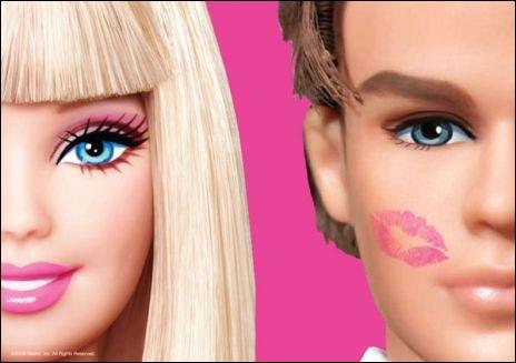 Quel couple se faisait appeler  Barbie et Ken  ?