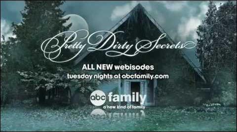 Dans la web-série Pretty Dirty Secrets, qui n'apparait pas ?