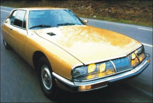 Une voiture mythique mais victime de la crise de 1973 et produite en peu d'exemplaires ... c'est la ?
