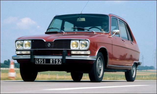 Et ce modèle de Renault 16 ?
