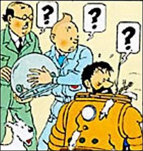 Dans  Objectif Lune , qui est l'ingénieur adjoint du professeur Tournesol sur le projet de la fusée atomique et qui accueille Tintin à la base secrète de Sbrodj en Syldavie ?