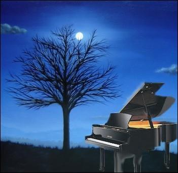 Qui a composé en 1890 cette musique pour piano   Clair de Lune   issue de la  Suite Bergamasque  ?