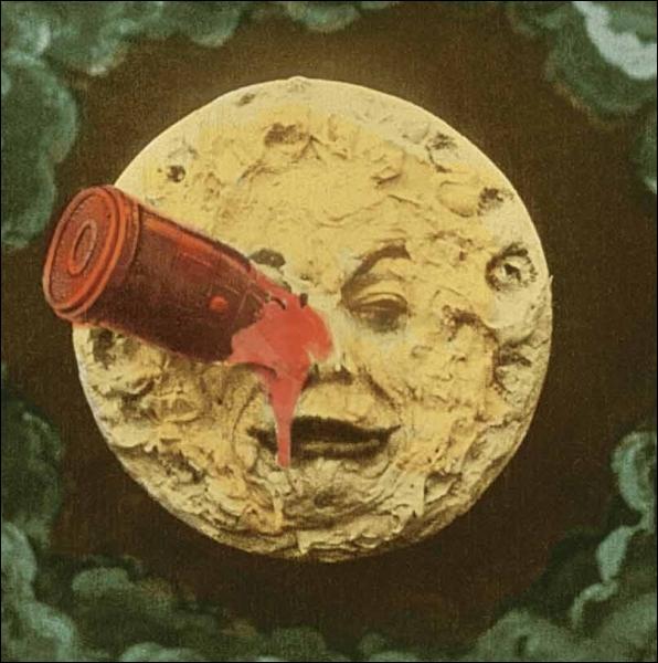 Premier magicien du cinéma, Georges Méliès réalise son   Voyage dans la lune   en quelle année ?
