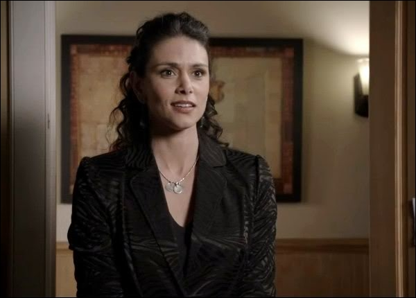 Dans quelle épisode la mère de Scott découvre-t-elle que Scott est un lycanthrope ?
