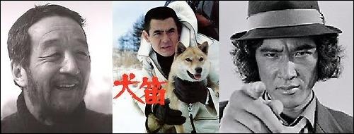 Yusaku Matsuda, Bunta Sugawara et Kunie Tanaka sont trois acteurs japonais que maître Oda admire beaucoup. Il s'en est même servi de modèles pour trois de ses personnages ! Lesquels ?