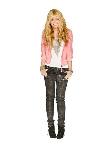 Personnages et séries de Disney Channel