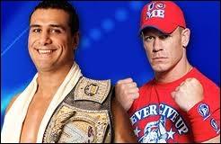 John Cena vs. Alberto Del Rio, qui gagne ?