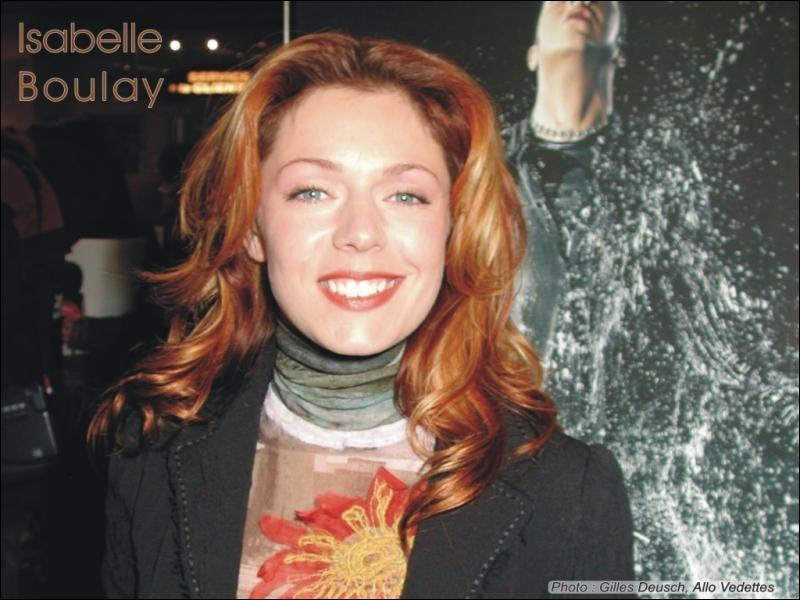 Lorsque Isabelle Boulay nous chante cette magnifique chanson, il est difficile de lui dire autre chose que ...