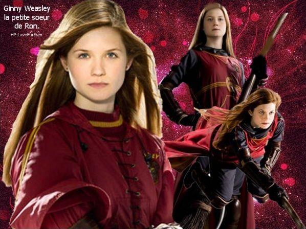 Les filles dans Harry Potter