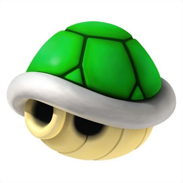 Objets Mario