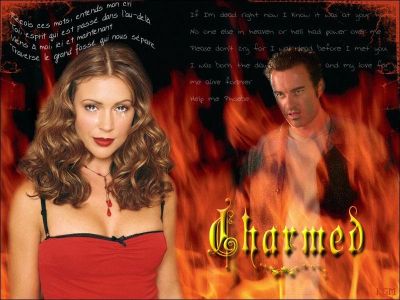 Quel démon devait tuer les Charmed mais est finalement tombé amoureux de Phoebe ?