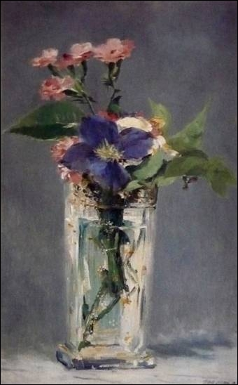 Qui a peint ce bouquet ?