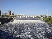 Où se trouve le fleuve du Mississippi ?