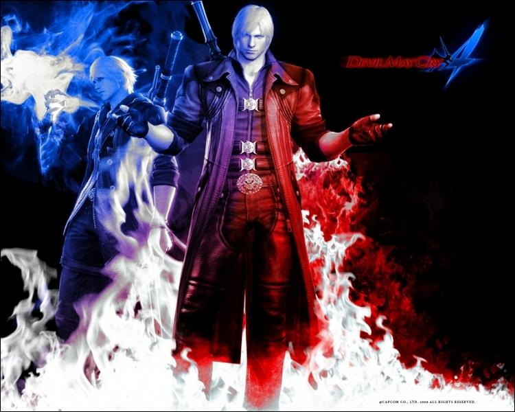 Dans Devil May Cry 3 et 4, que fait Dante quant il gagne une nouvelle arme ?