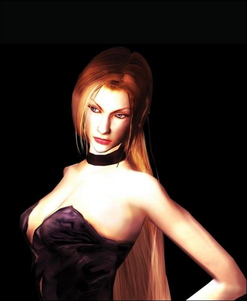 Dans Devil May Cry 1, à qui ressemble Trish ?