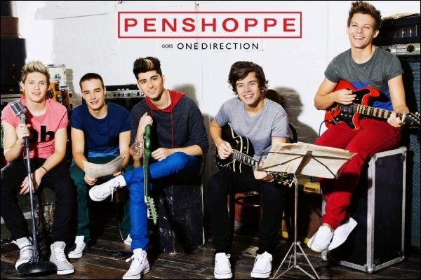 Où les One Direction se sont-ils connus ?