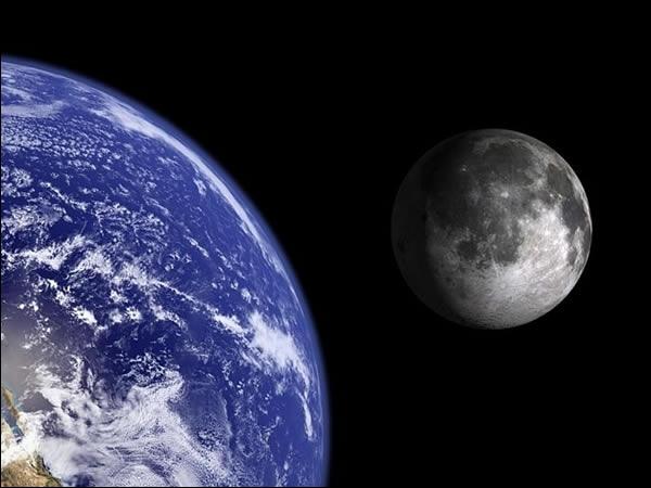 Quelle distance sépare la Terre de la Lune ?