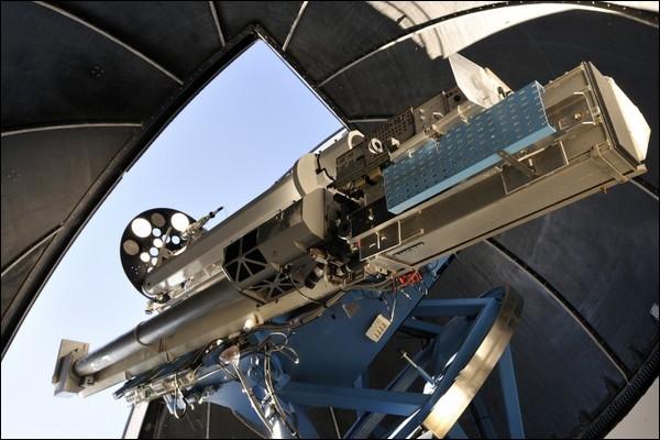 En astronomie, qu'observe-t-on avec un coronographe ?