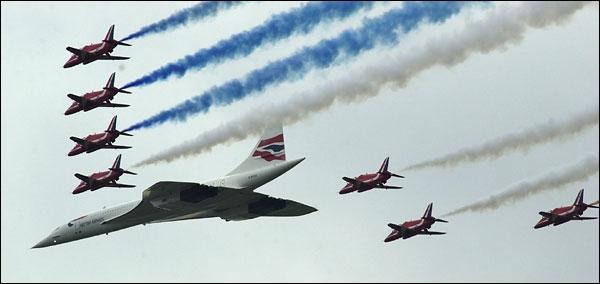 Quelle vitesse un avion supersonique dépasse-t-il ?
