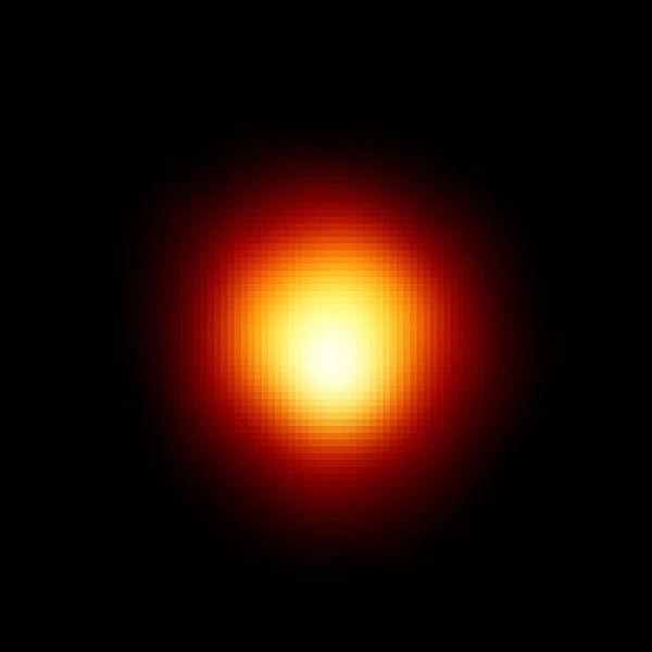 Dans quelle constellation se trouve l'étoile rouge Bételgeuse, bien connue des amateurs de science-fiction ?