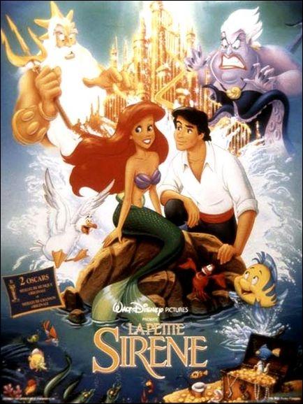 Dans la petite sirène, quel est le nom du prince dont elle tombe amoureuse ?