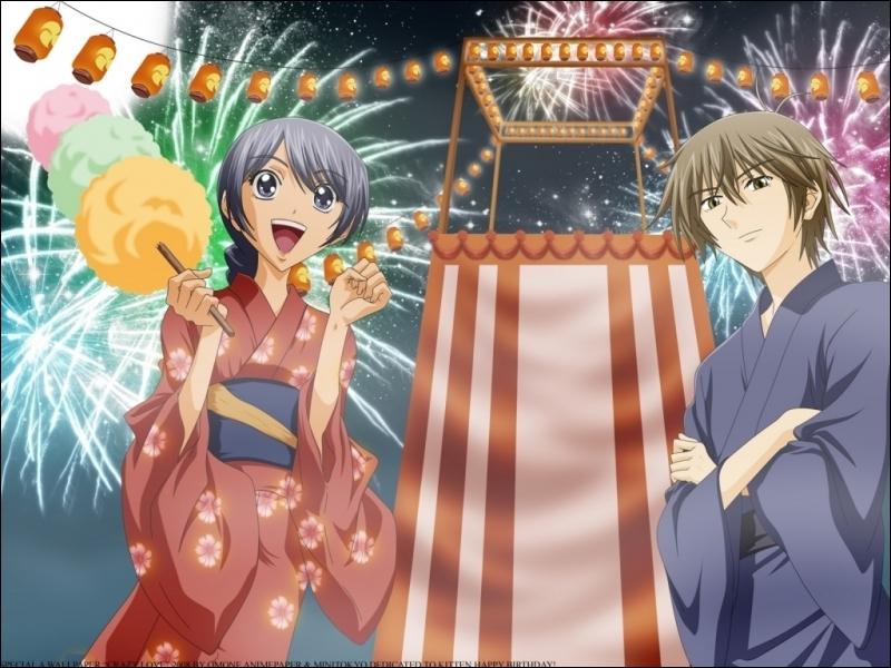 Quel manga Shojo raconte l'histoire de Hikari, une jeune fille qui veut battre son ami d'enfance Kei ?