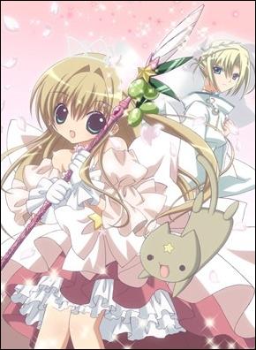Quel manga Shojo raconte l'histoire de Karin, possédant une bague qui la transforme en déesse ?