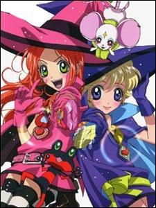 Quel manga Shojo raconte l'histoire de 2 sorcières qui doivent ramasser des coeurs pour gagner le trône ?