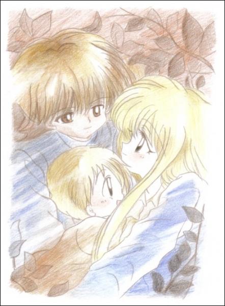 Quel manga Shojo raconte l'histoire d'une fille et d'un garçon ou un bébé extraterrestre, Lou, et son sister-pet Wan-nya ?