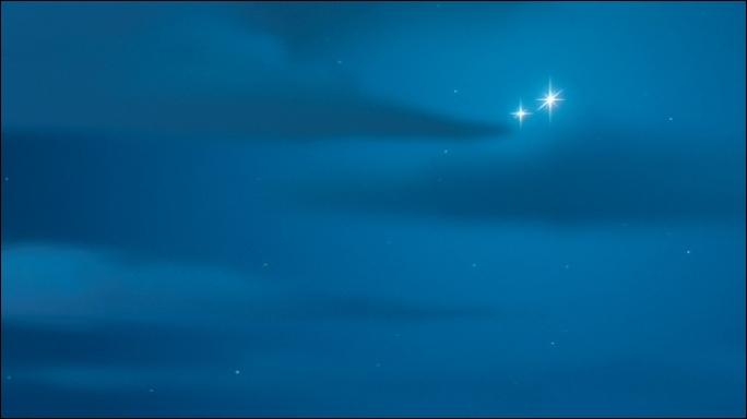 Comment s'appelle l'étoile de Ray dans  La Princesse et la Grenouille  ?
