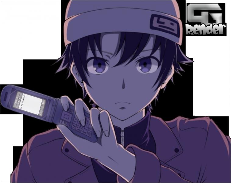 Quelle arme utilise Yukiteru ?