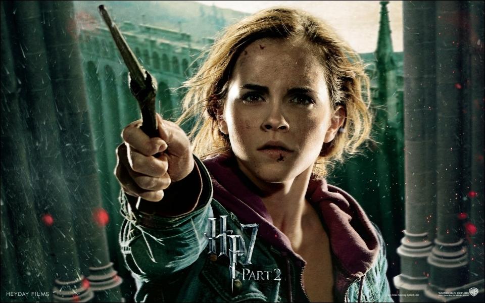 Qui est Hermione dans la mythologie ?