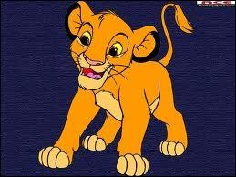 De quel dessin animé ce petit lion est-il issu ?