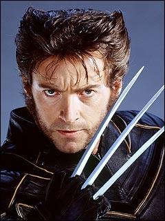 Pas pour les petits mais plutôt pour celles qui trouvent que Jackman a un un charisme fou... Quel est le nom de Wolverine ?