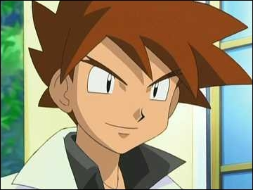 La série  Pokémon  a vu défiler beaucoup de personnages. Comment s'appelle celui-ci ?