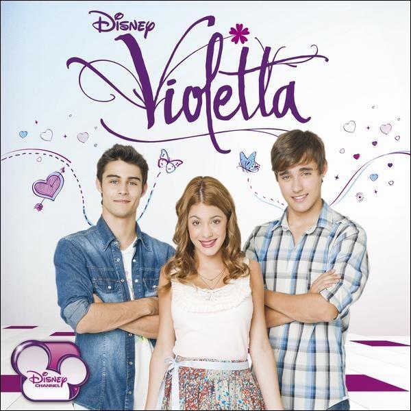 Elle dit que Violetta est une fille impulsive, sensible, drôle et :