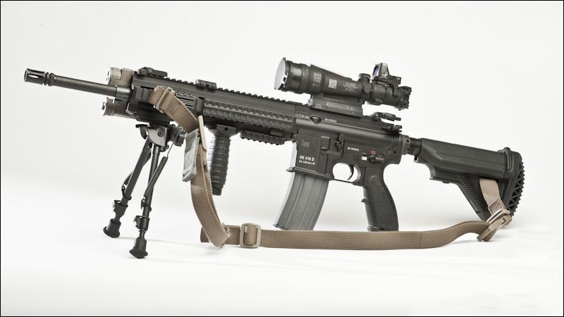 Le M-27 IAR est :